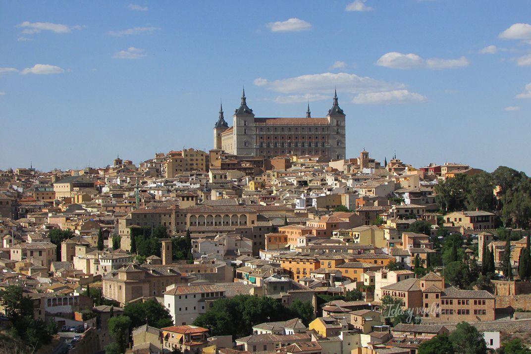 Hitos patrimonio español Toledo