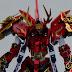 """Custom Build: FM 1/100 Gundam Bael """"Yukimura Sanada"""""""