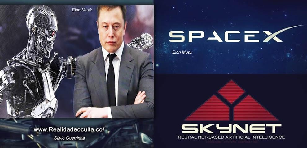 Starlink a Skynet da vida real
