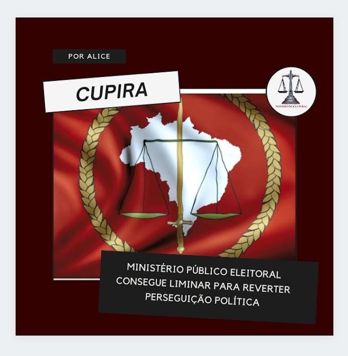 MINISTÉRIO PÚBLICO ELEITORAL REVERTE CASO DE PERSEGUIÇÃO