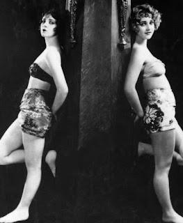 Olive Borden Lotus Thompson 1924