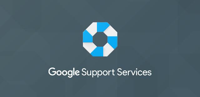 تنزيل خدمات دعم Google  - تطبيق مشاركة الشاشة مع دعم Google لنظام الاندرويد