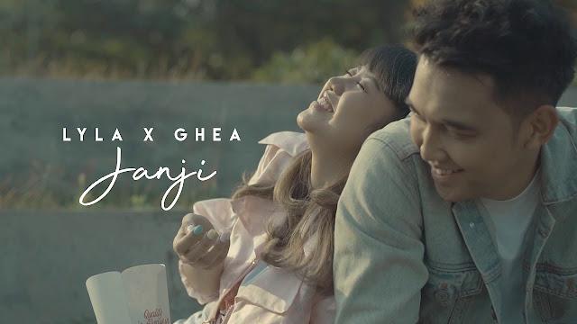 Chord Lyla X Ghea Indrawari - Janji