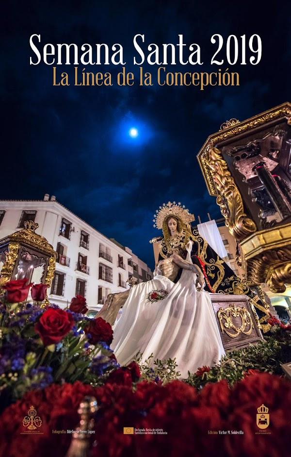 Cartel de la Semana Santa 2019 de la Línea de la Concepción
