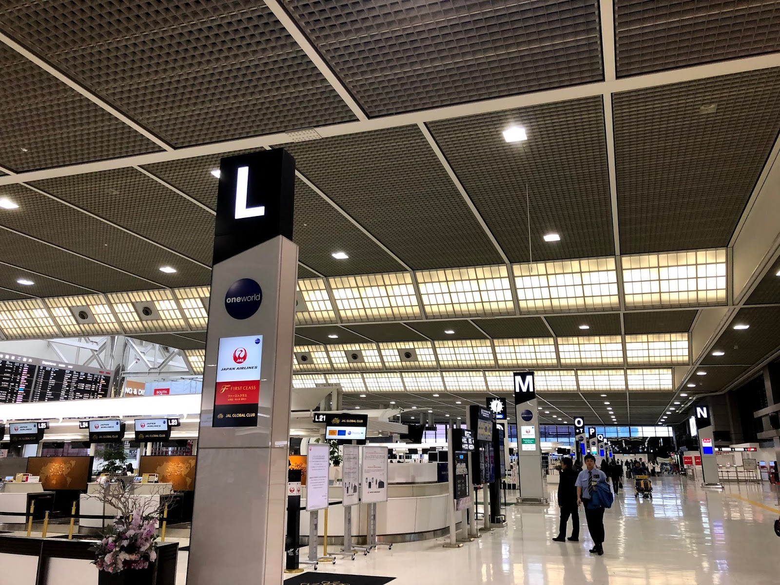 Stopover in Narita Airport
