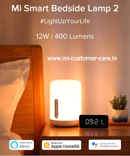 What is the price review of MI smart bedside lamp 2?