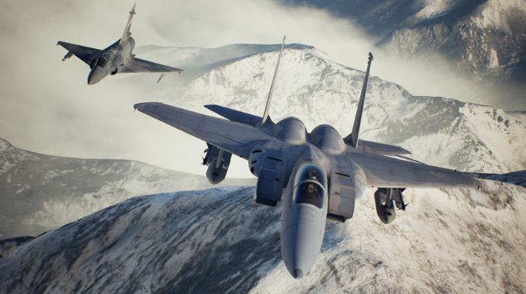 Ace Combat 7 PC Full Español