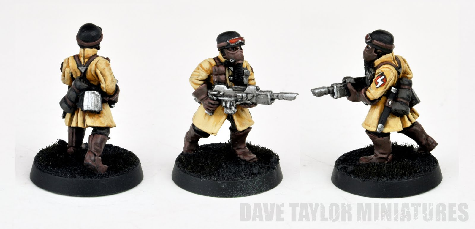 davetaylorminiatures: Steel Legion Scheme - Heroes of ...