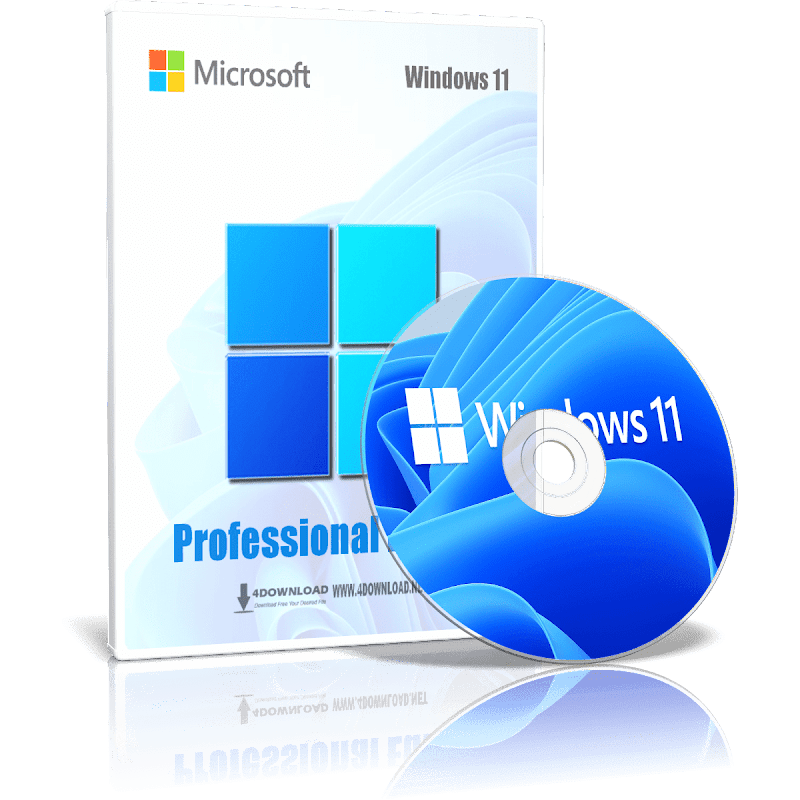 Windows 11 Pro Insider Preview 10.0.22000.65 Multilingual file ISO