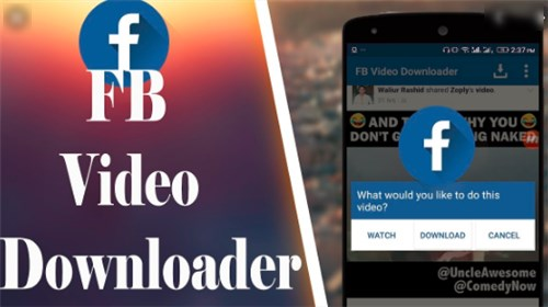 Video Downloader From Facebook Free Download