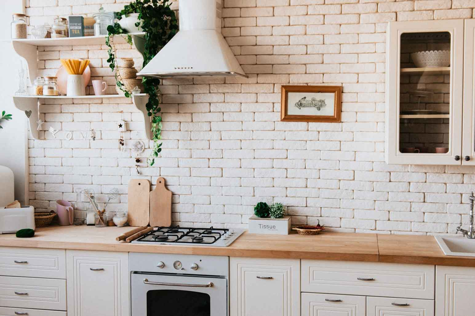 Ideas for a Kitchen Makeover