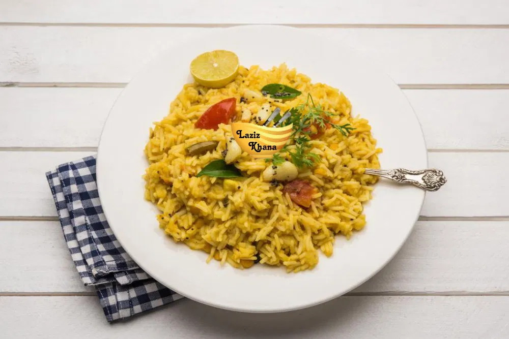 Masala Khichdi Recipe in Hindi