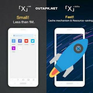 XBrowser – Super Fast & mini Apk v3.3.9 MOD [Latest]