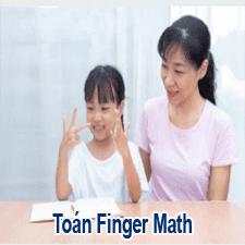 Khai giảng toán finger math