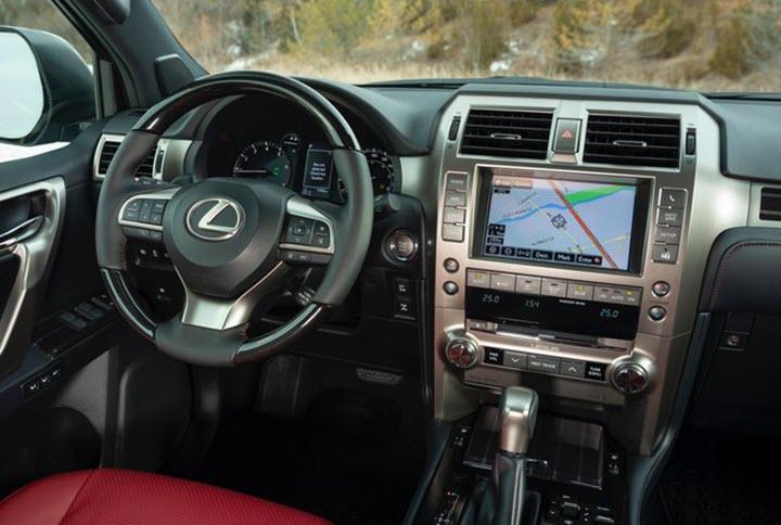 Lexus GX Overland hướng tới người đam mê off-road