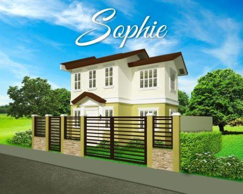 Sophie at Lancaster New City Modern Inspired Home