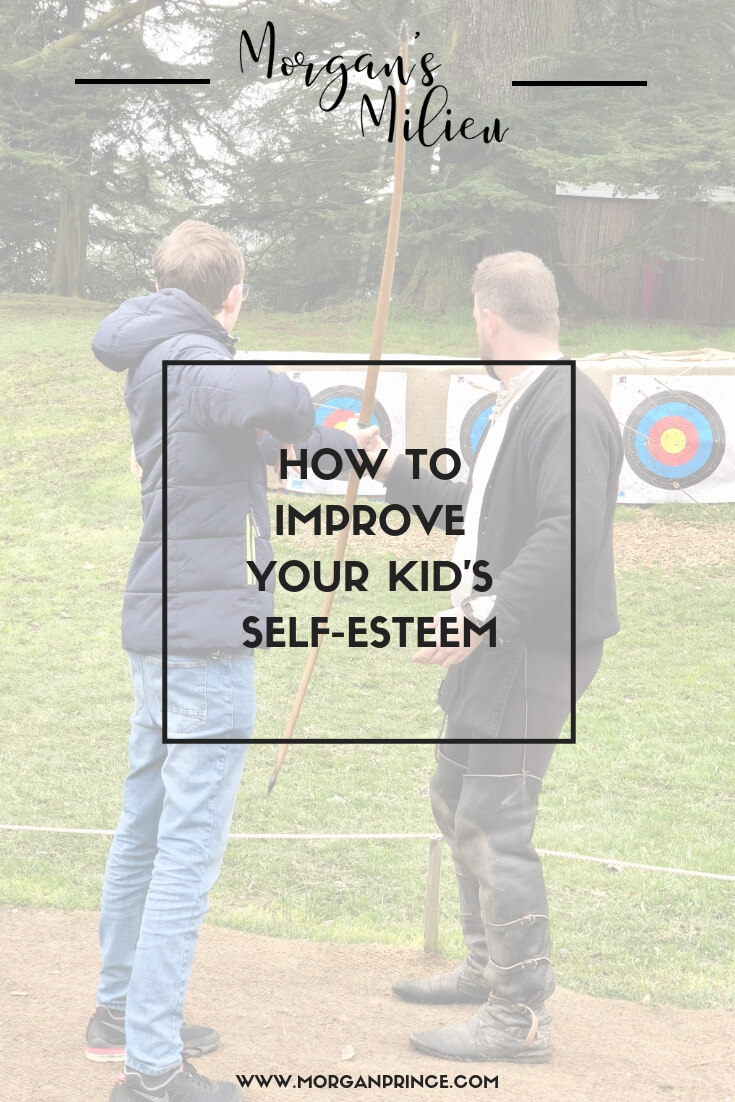 How To Improve Your Kid's Self Esteem | Don't do things for them - let them learn how to do them themselves.