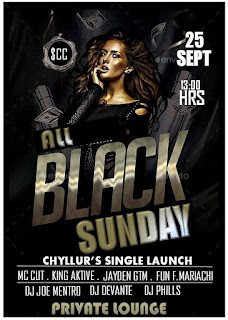 [feature]Chyllur All-Black Sunday