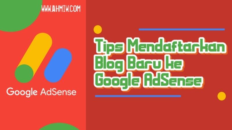 Mendaftar Google AdSense Langsung Diterima