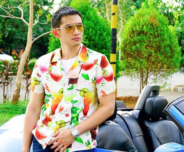 Rezky Aditya, Pemeran Elang dalam Sinetron Cinta Anak Muda SCTV -  antapedia.com