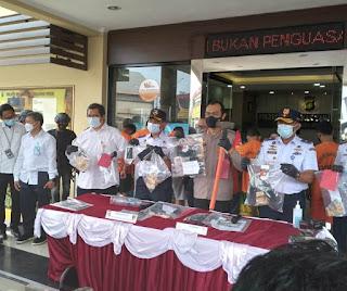 KSU Tanjung Priok Semangati Personil Layanan Sesuai Regulasi