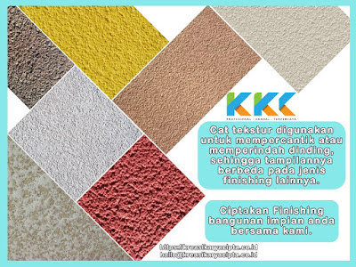 Jasa Pengecatan Tekstur