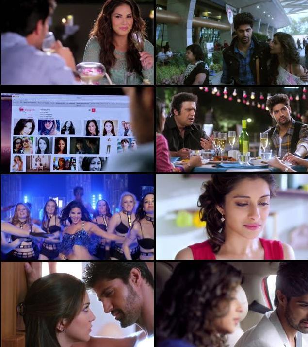 One Night Stand 2016 Hindi 720p