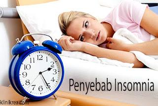 4 Kebiasaan Harian yang Menyebabkan Insomnia (Susah Tidur)
