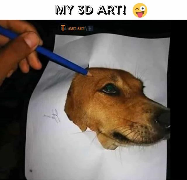 3d+art+funny+memes