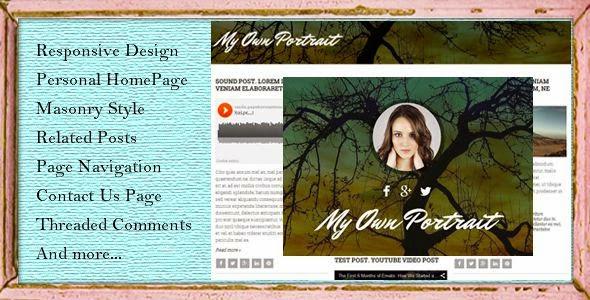 Free Premium Blogger Template 2015