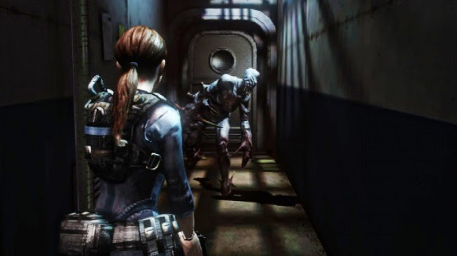 RESIDENT EVIL: REVELATIONS PLAYSTATION 3