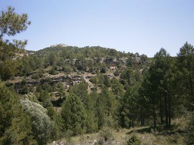 Paisaje Kárstico Tejadillos (Cuenca)