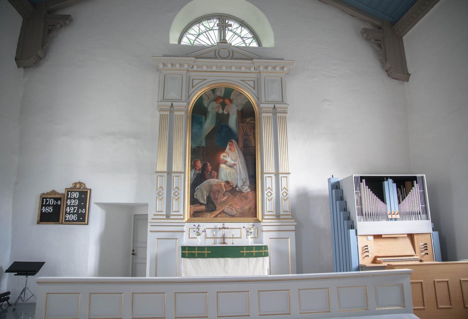 iniö kirkko