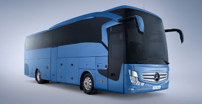 yeni Mercedes Travego
