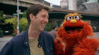 Murray What's the Word on the Street Reinforce, Sesame Street Episode 4318 Build a Better Basket season 43