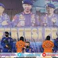 Puluhan Ton Bahan Peledak Untuk Bom Ikan Diamankan Polisi