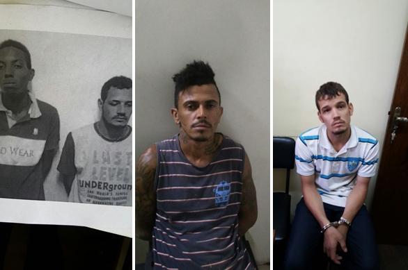 Polícia Civil prende quatro por roubos cometidos em Sabará