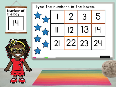 digital number of the day and finding missing numbers