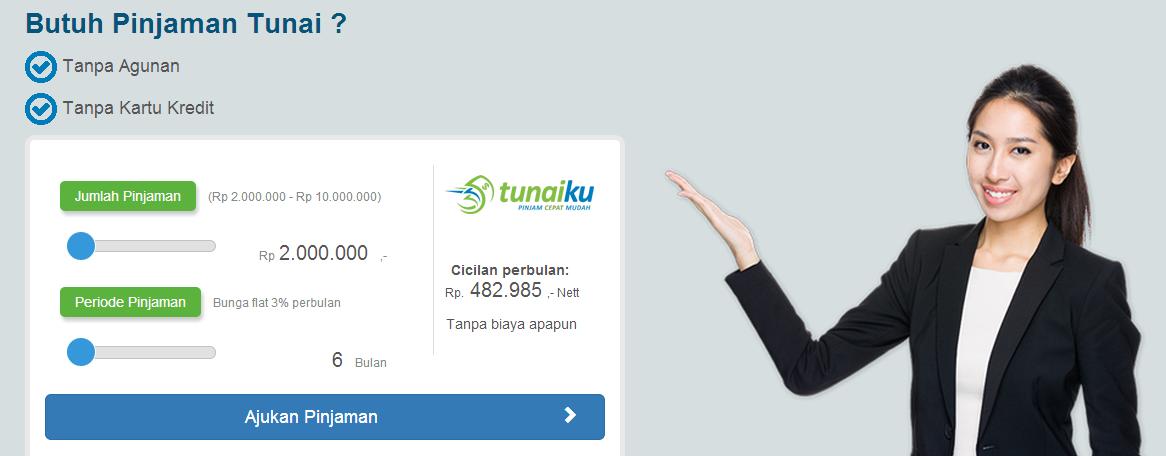 Cara Mudah Dapat Pinjaman Online Rp 10 Juta Tanpa Agunan Idrbizz Com