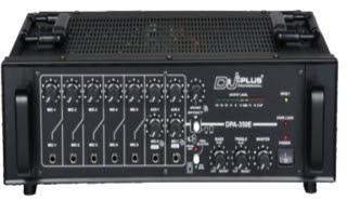 dj plus professional, dj plus amplifier