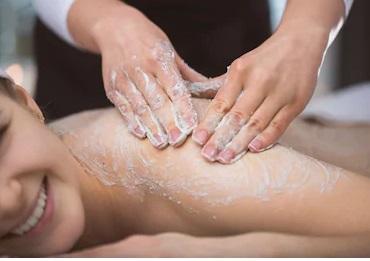 Sugar Body Scrub Good for Dry Skin