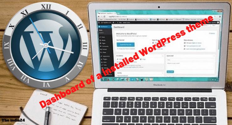 How to upload a theme in WordPress, Tech, Website, WordPress theme