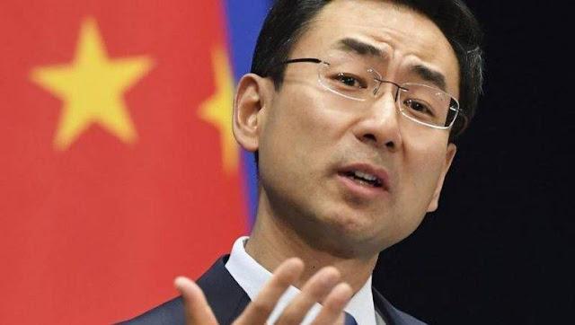 Trung Quốc: Hy vọng phía Việt Nam tôn trọng chủ quyền trên biển của Trung Quốc