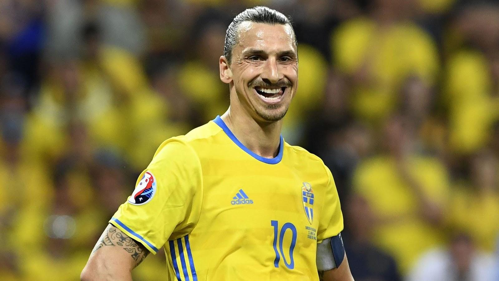 Ibrahimovic và câu hỏi về World Cup 2018