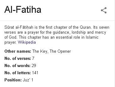 Al Fatihah 6 Imam Besar Merdu Sekali Al Fatihah Arab