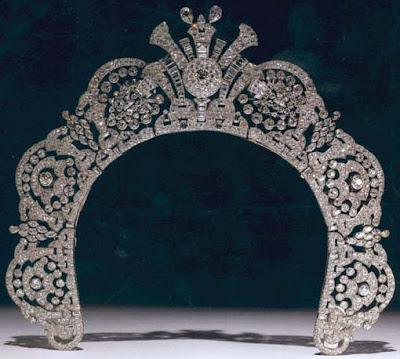 westminster halo diamond tiara lacloche grosvensor