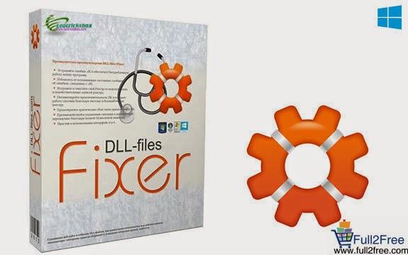 PC Software : Dll-Files Fixer v3.1.81.2919 + Crack