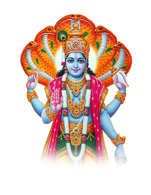 Lord Vishnu PNG images