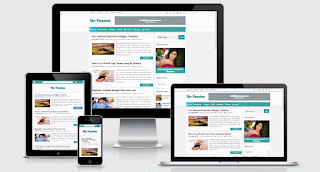 Highly Responsive and SEO Friendly Blogger Template