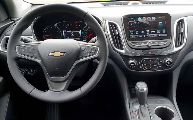 Chevrolet Equinox 1.5 Turbo Midnight 2020 - interior - painel
